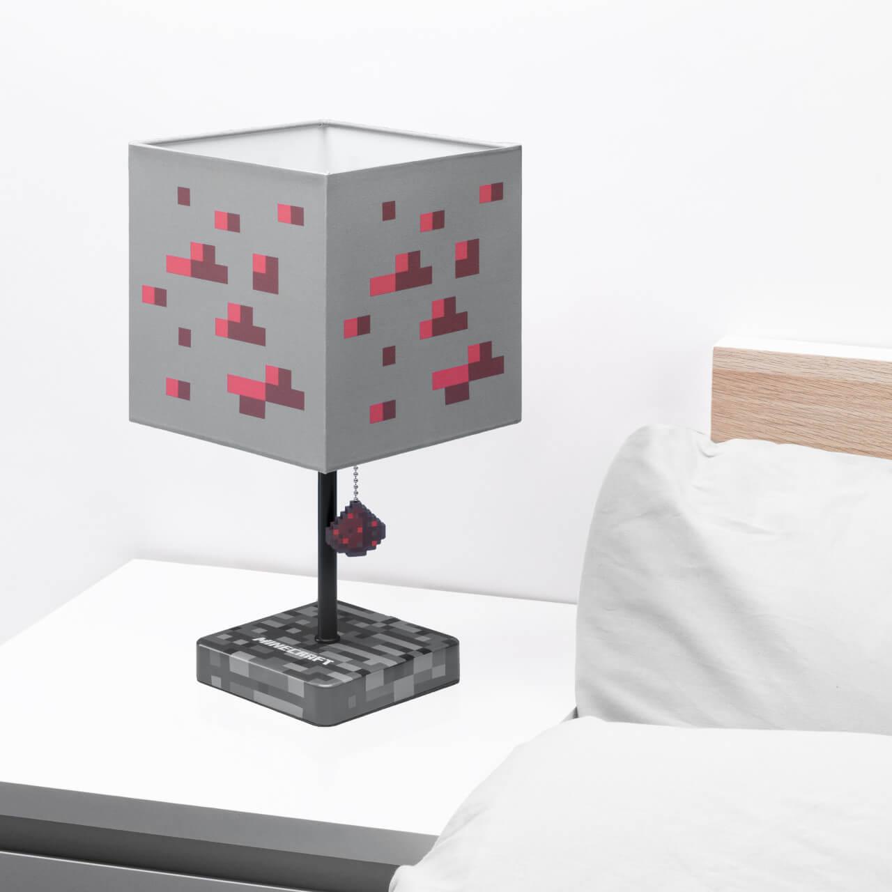 Minecraft Lamp