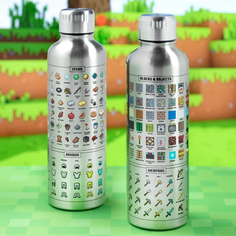 Minecraft Trinkflasche
