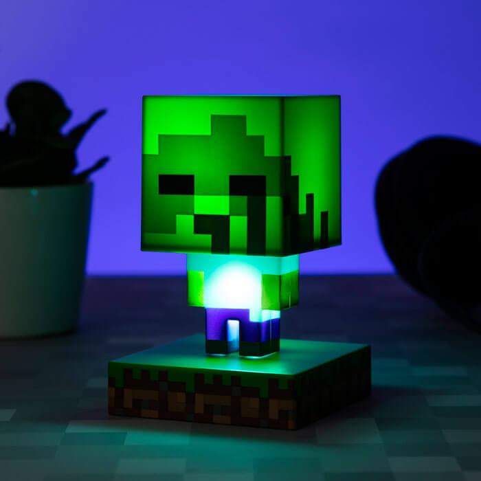 Minecraft Zombie Icon