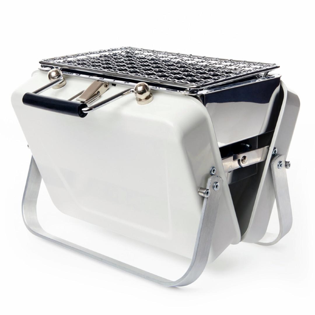 Small Briefcase Barbecue