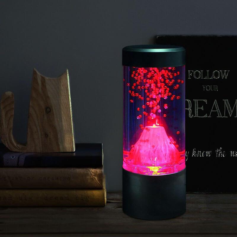 Mini Lampe Volcan