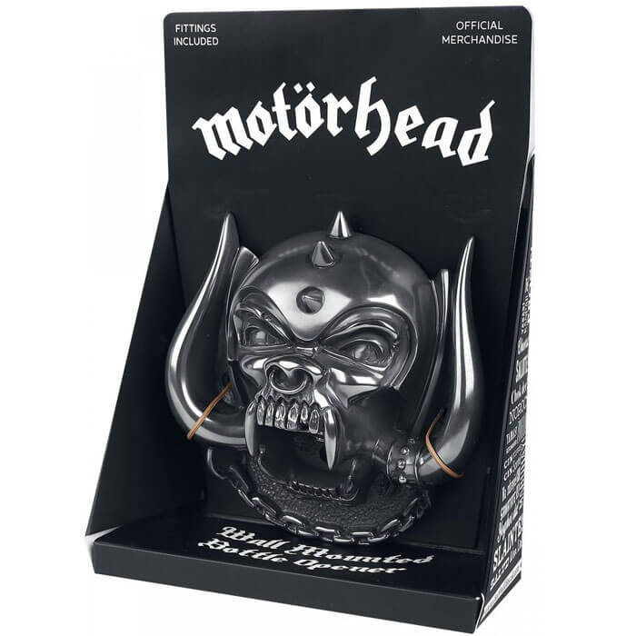 Motörhead Snaggletooth Bottle Opener