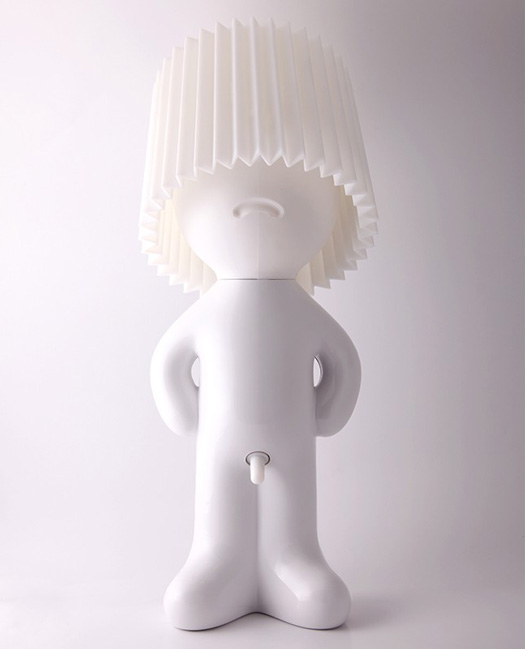 Mr. P Shy Man Lamp