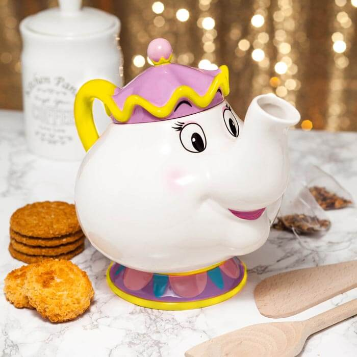Mrs Potts Tea Pot