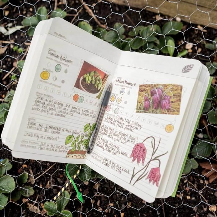 Mon Journal de Jardinier