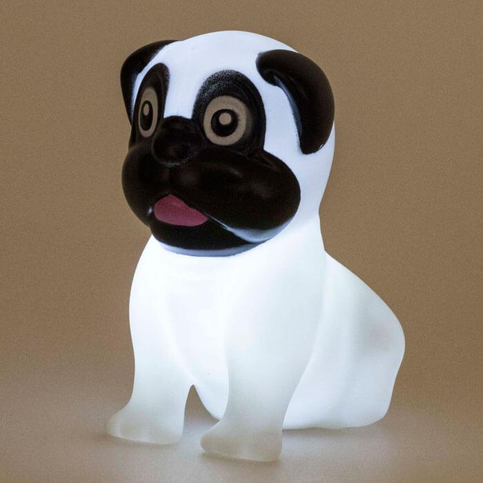 Pug Night Light