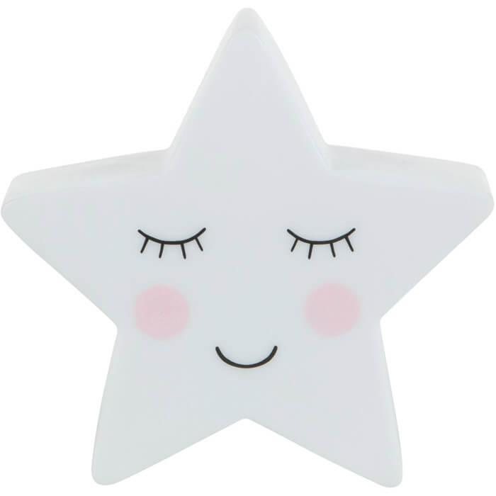 Nachtlicht Stern