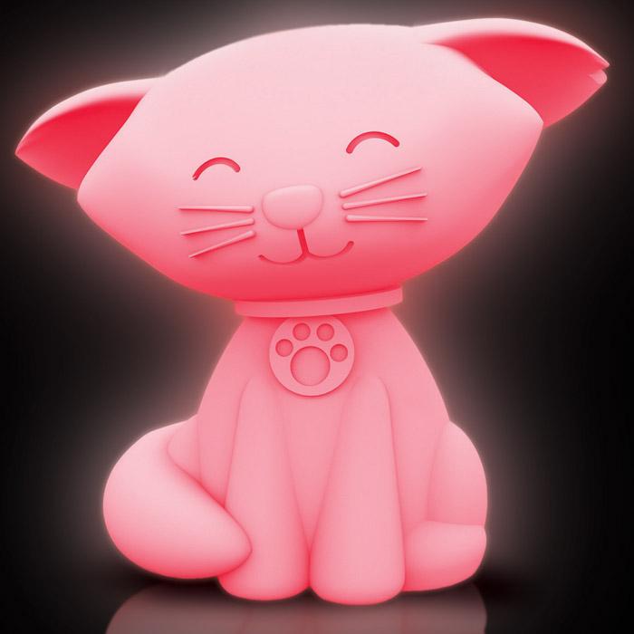 Nachtlicht Katze