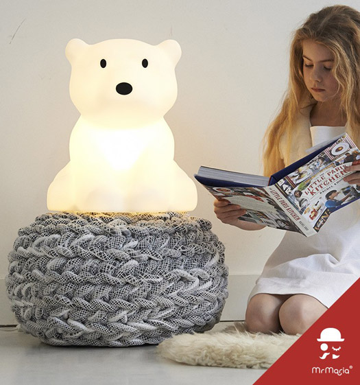 Nanuk Polar Bear Lamp