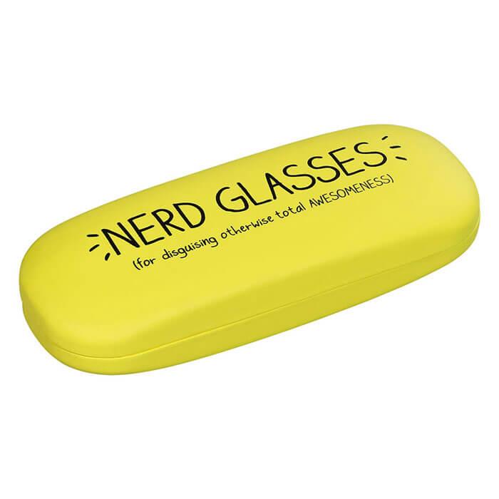 Glasses Case Nerd Glasses