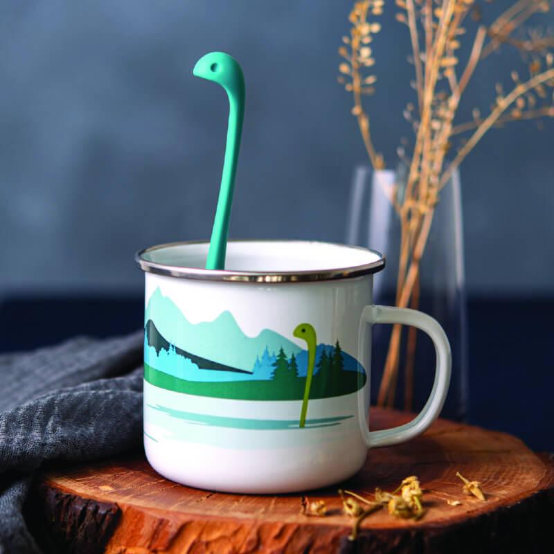 NessieTea Infuser & Cup