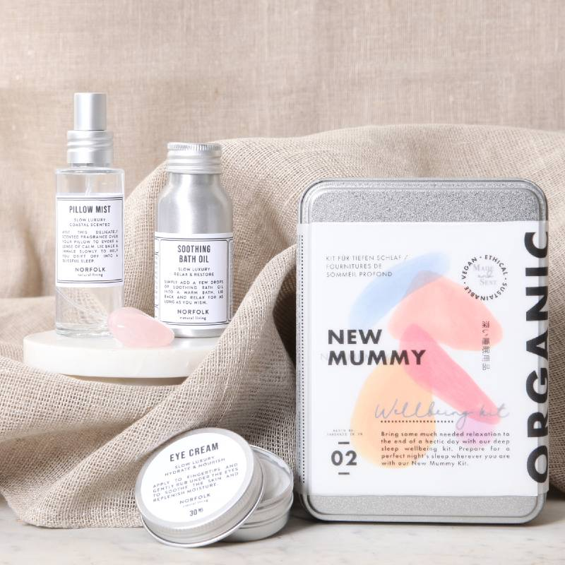 New Mummy Wellbeing Kit