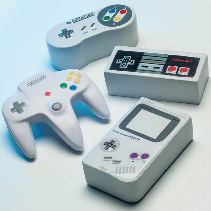 Nintendo Stress Balls