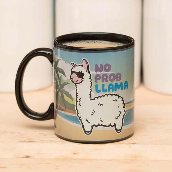 No Probllama Mug