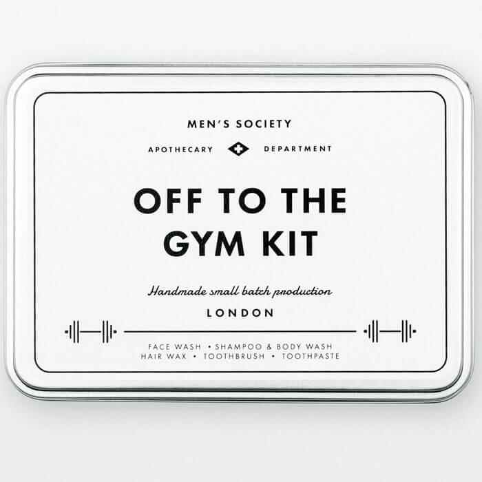 Off To The Gym Wasch-Set