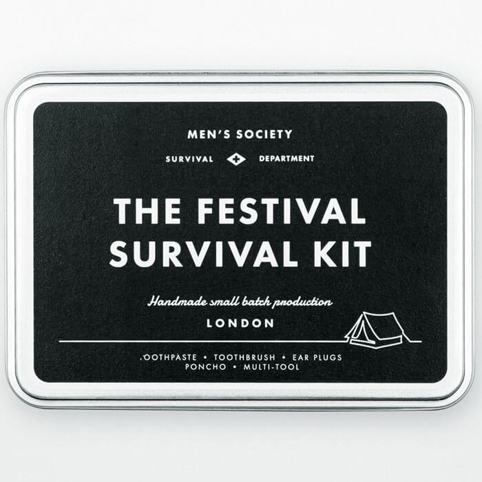 Festival Überlebenskit