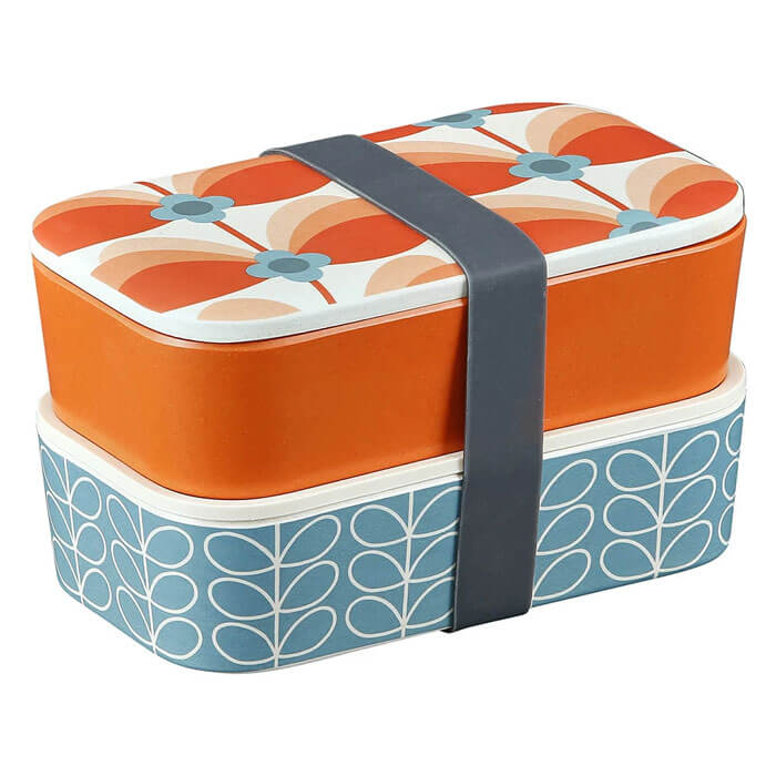 Orla Kiely Lunch Box With Band