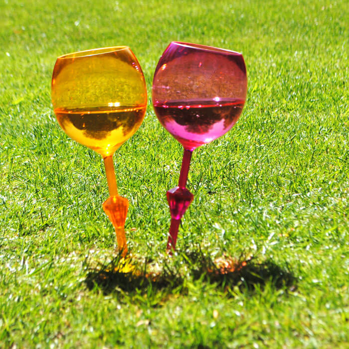 Bicchieri da Vino Galleggiante