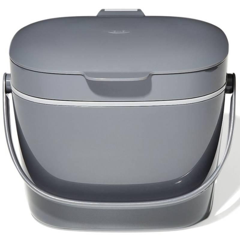 Easy-Clean Compost Bin