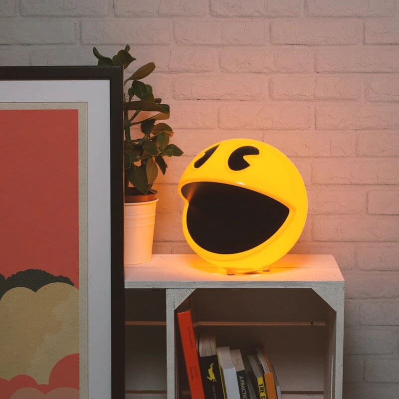 Lampada Pac-Man