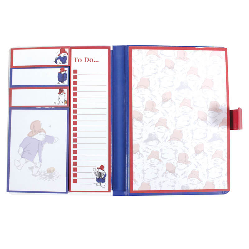 Paddington Bear Note Set