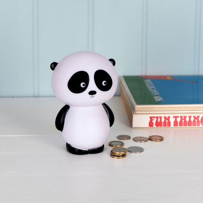 Presley The Panda Money Box