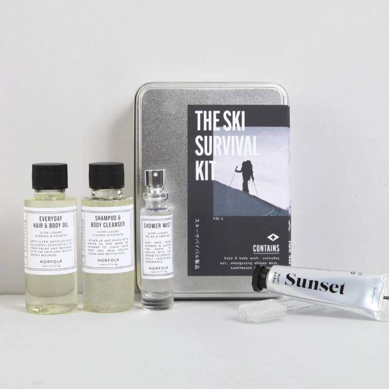 The Ski Survival Kit