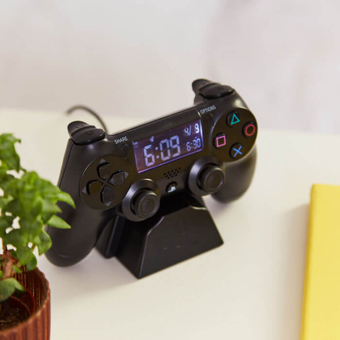 PlayStation Alarm Clock