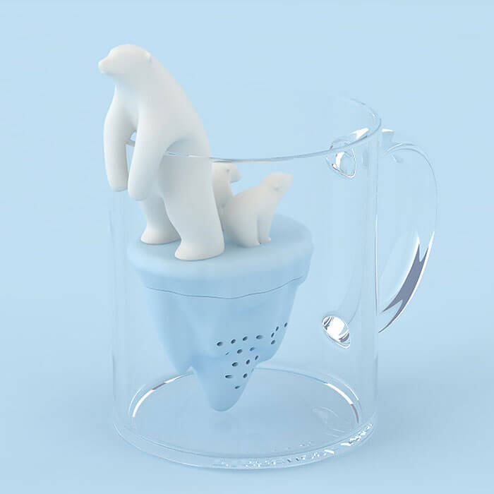 Polar Bears Tea Infuser