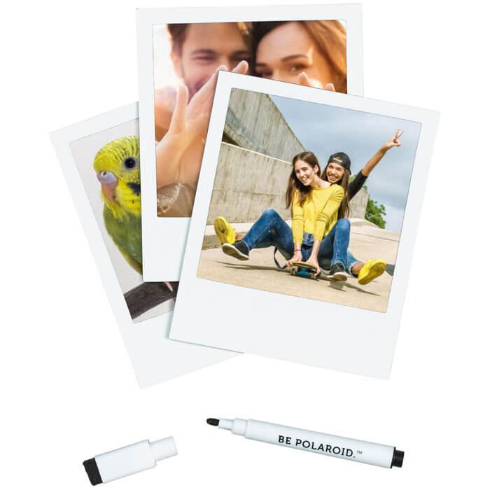 Polaroid Kühlschrankmagnete