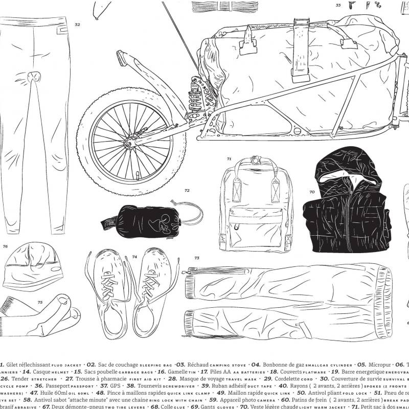 Poster Bike Ride