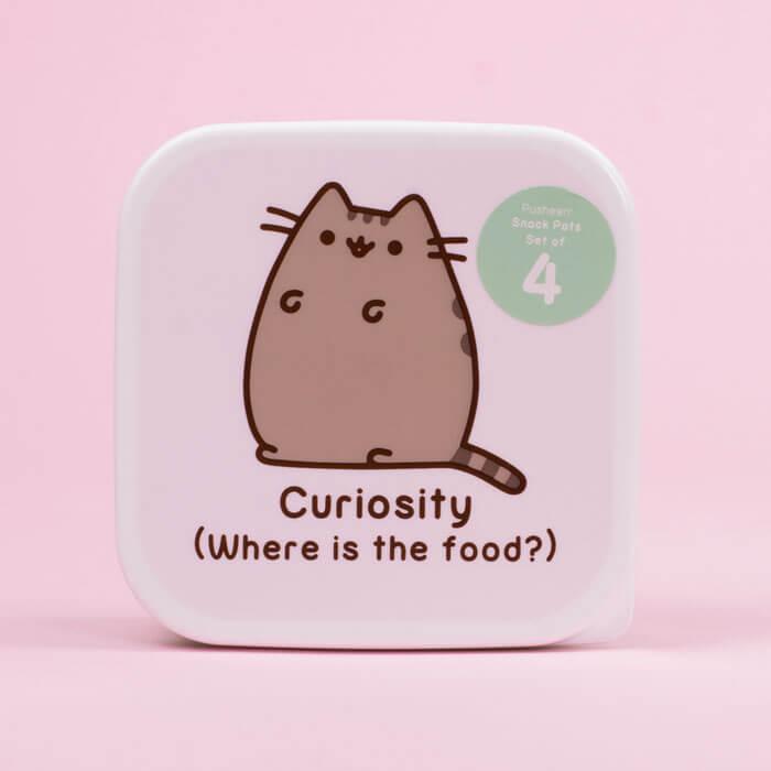 Pusheen Lunchbox-Set