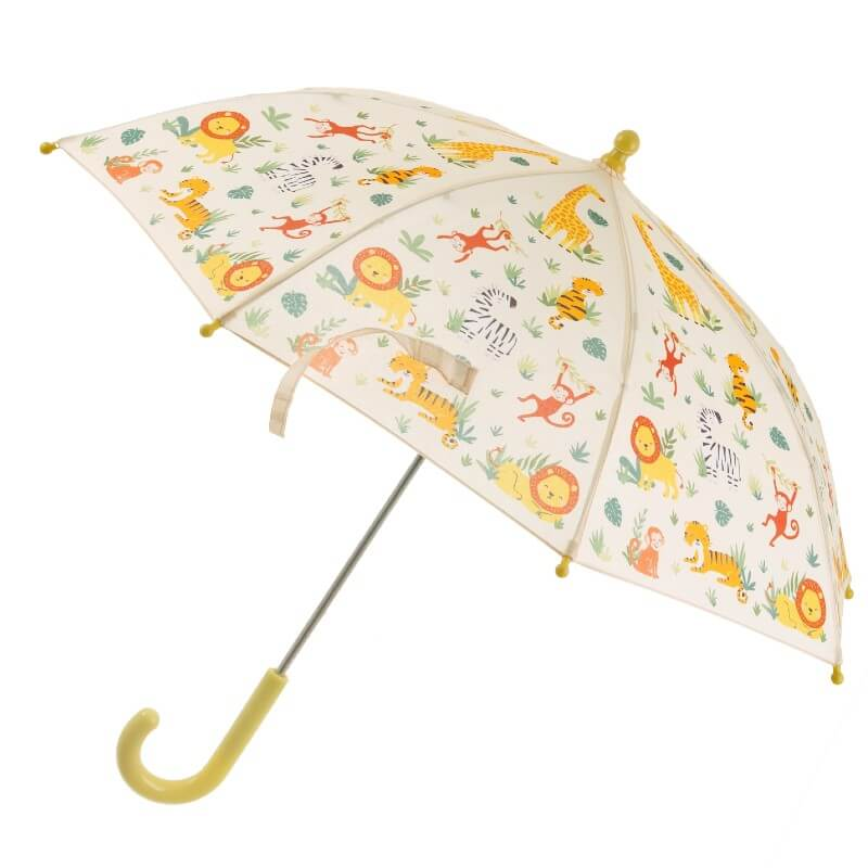 Savannah Safari Kids' Umbrella