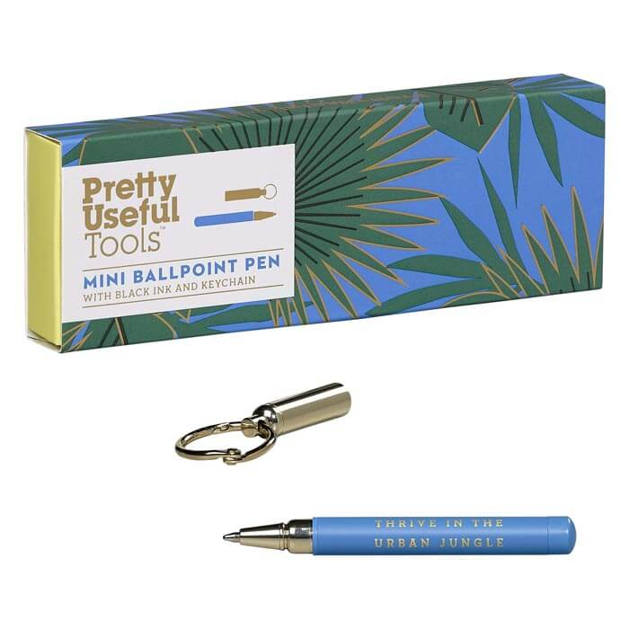 Portachiavi Mini Penna a Sfera