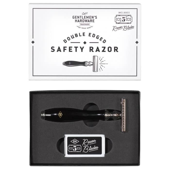 Double Edged Safety Razor
