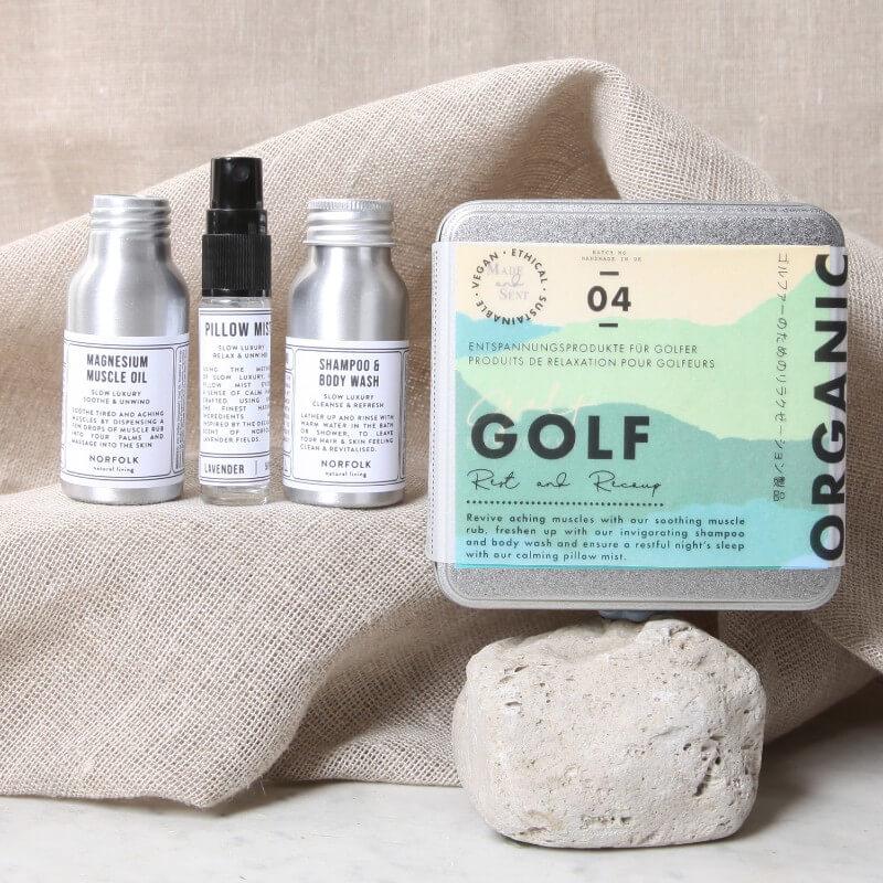 Kit de Récupération Sportive pour Golfeurs