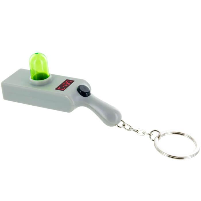 Portalkanonen-Schlüsselanhänger