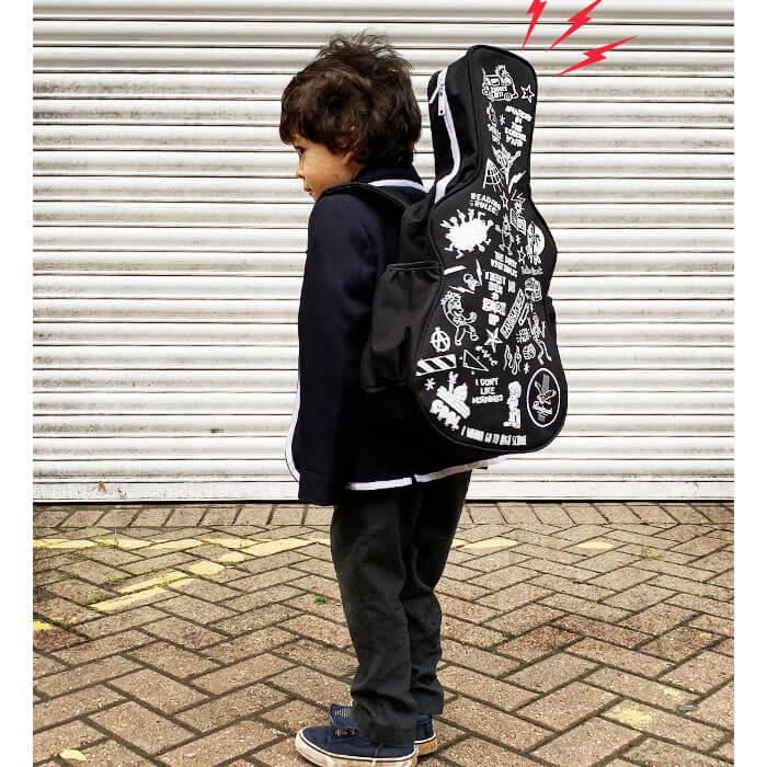 Rockstar Kinderrucksack
