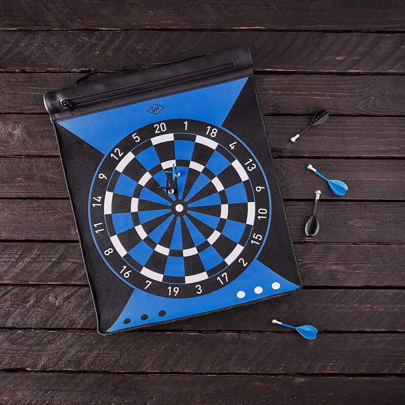 Dartboard Roll
