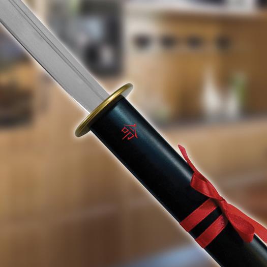 Samurai Single Knife & Stand