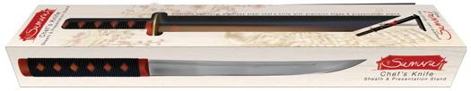Samurai Schwert Küchenmesser