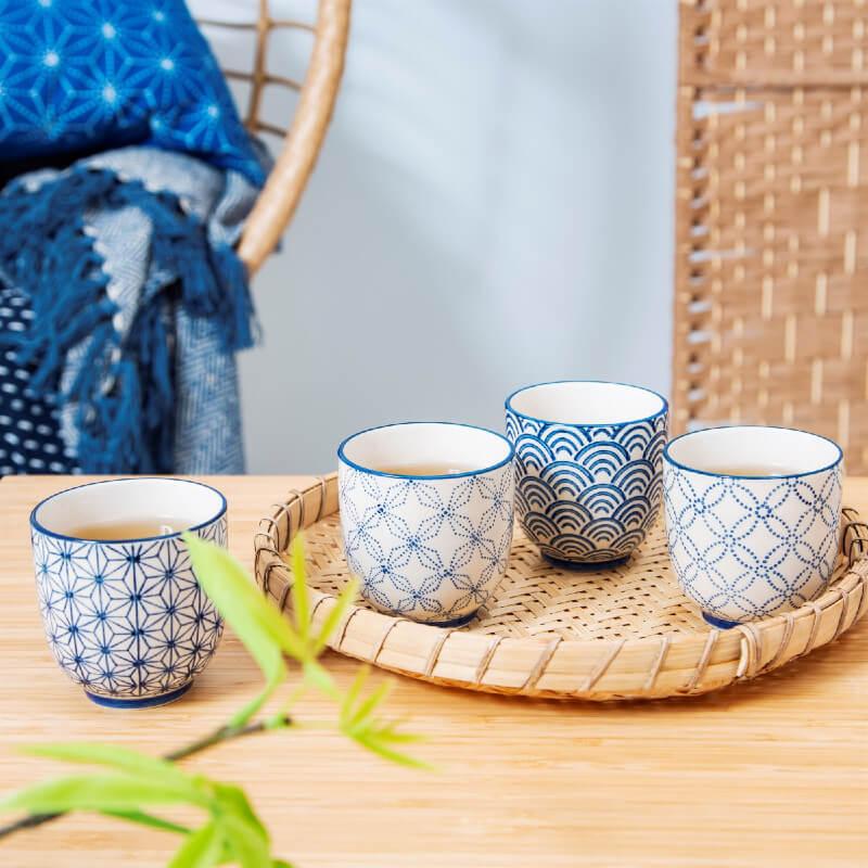 Set de Tasses Sashiko