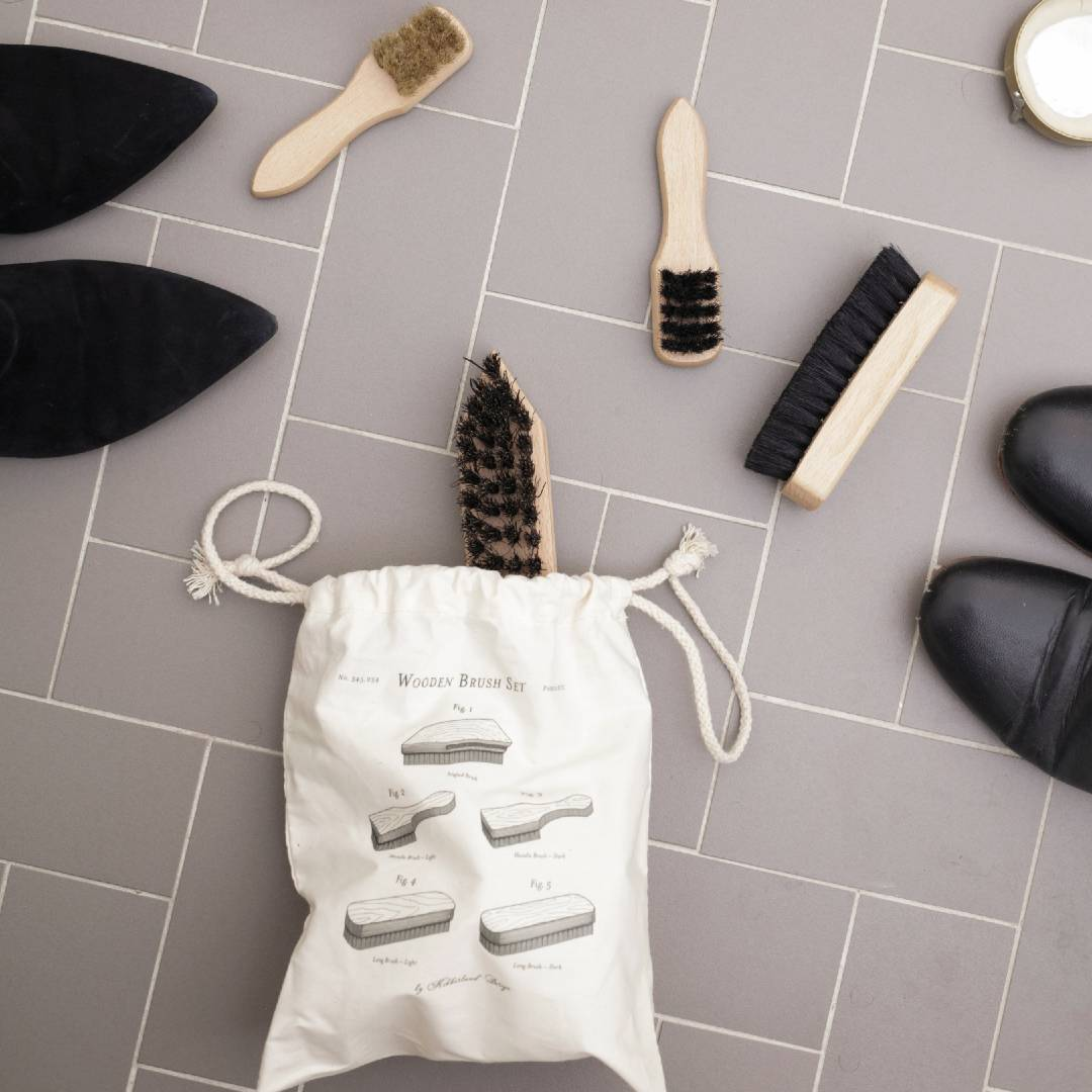 Shoe Cleaner Brush Set