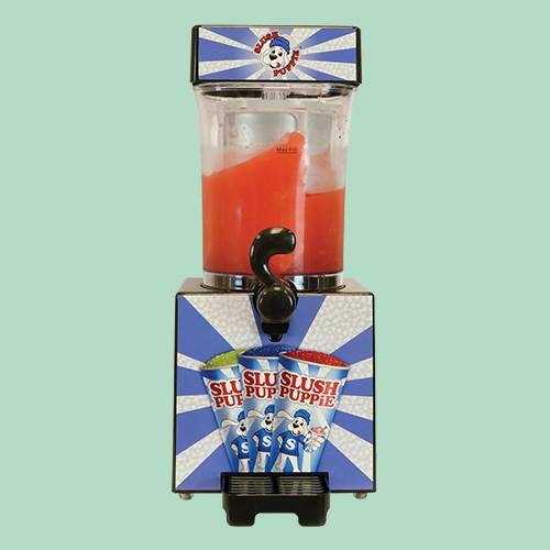Slush Puppie Maschine
