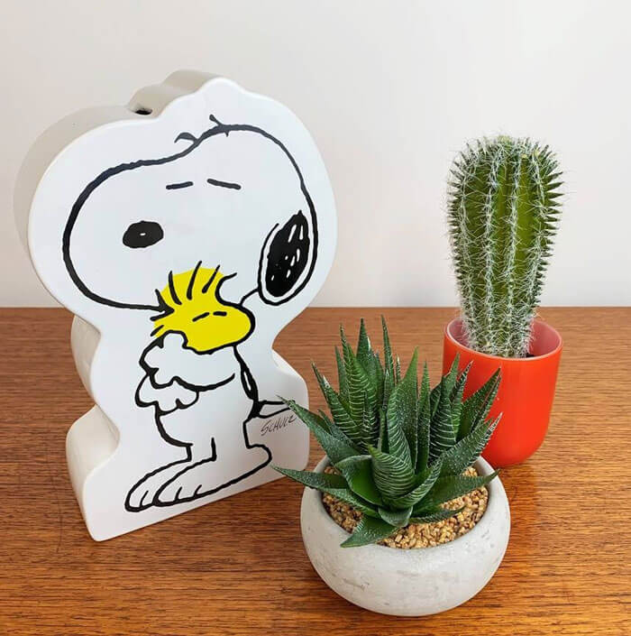 Snoopy Money Box