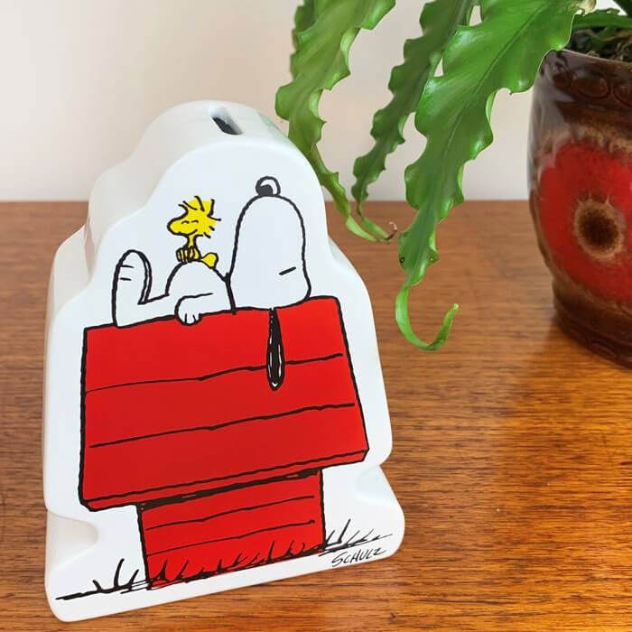 Snoopy Doghouse Money Box