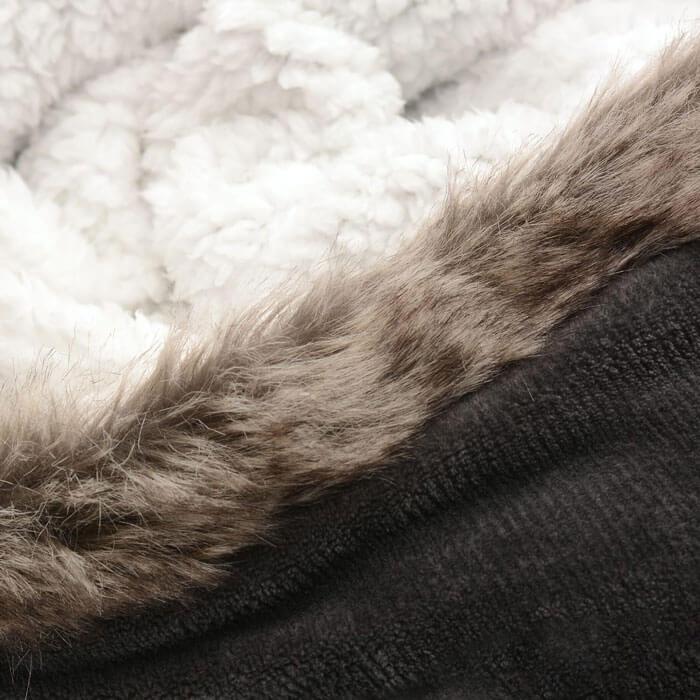 Snug-Rug Eskimo Hoodie