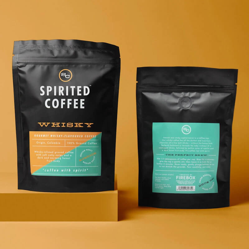 Spirited Coffee Whisky