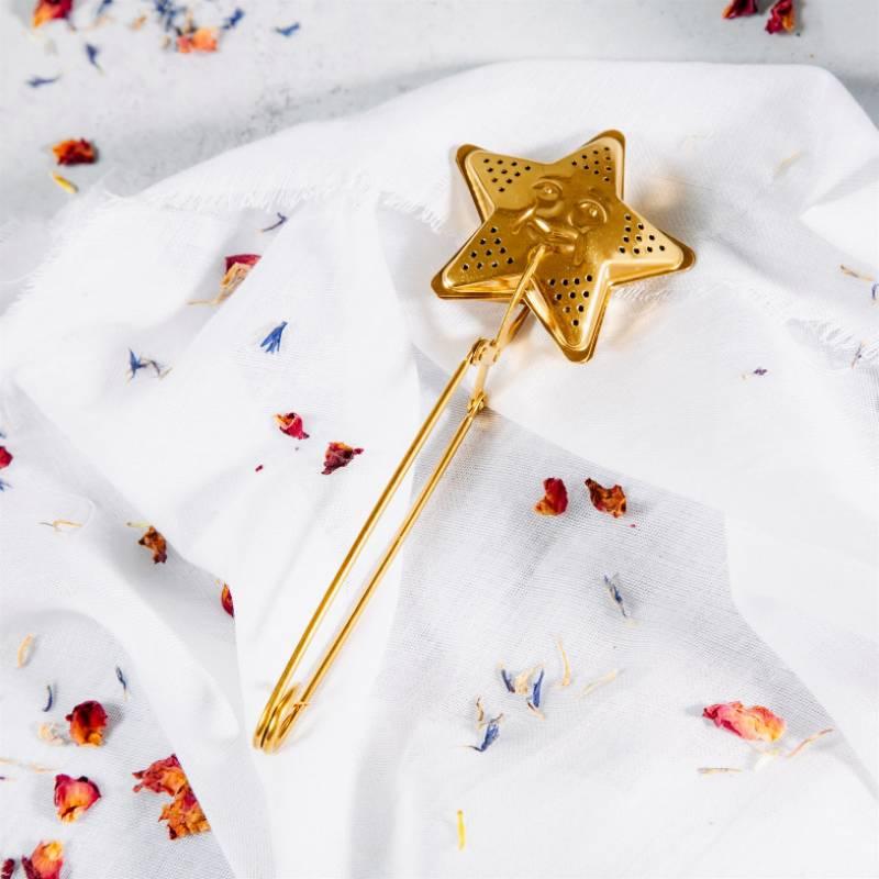 Brass Star Tea Infuser