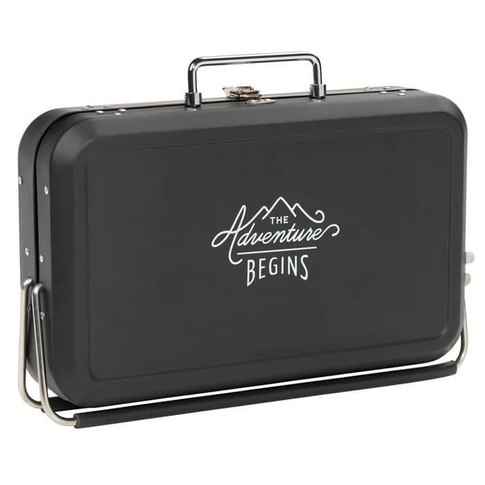 Suitcase Barbeque